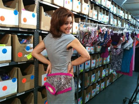 stephanie ruhle shows off her hanky pankys business insider