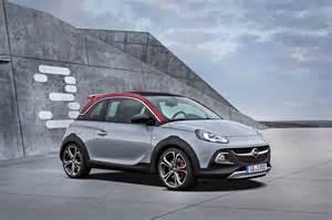 Opel Adam S Logisch Vervolg Opel Adam Rocks S Autonieuws