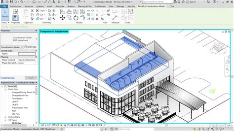 collaboration model revit 2018 new features for