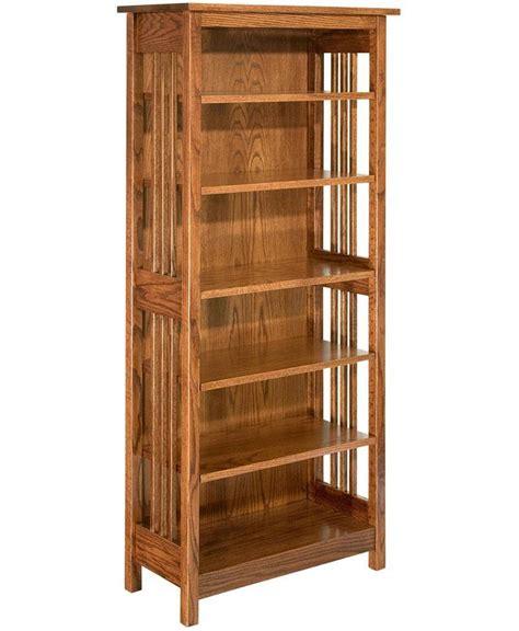Open Mission Bookcase Deutsch Furniture Haus Mission Bookshelves