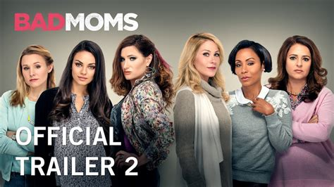 bad mom bad moms official trailer 2 own it now on digital hd