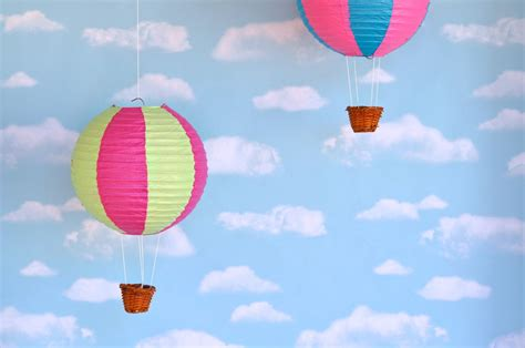 How To Make Paper Balloons - diy air balloons from paper lanterns live craft