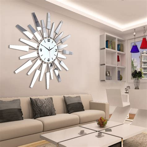 living room clock com buy large art watch brief fashion living room on wall