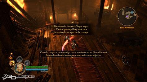 dungeon siege 3 trailer dungeon siege iii para ps3 3djuegos