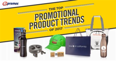 Unique Promotional Giveaways - trend alert best promotional items giveaways and swag for 2017 epromos promotional