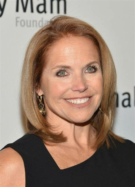hairstyles of katie couric 2014 short hairstyle for katie couric work life
