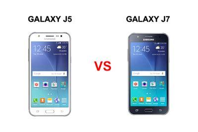Harga Samsung J5 And J7 harga samsung galaxy j5 vs galaxy j7 karefi media