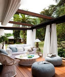 outdoor fabric canopy 4 ways to instantly add glamour to your outdoor space