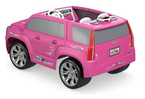 pink cadillac escalade power wheels power wheels black cadillac escalade ride on