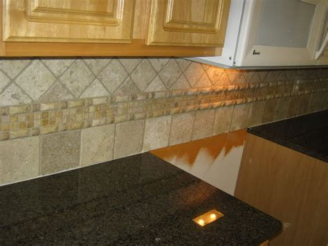 ideas for kitchen tiles travertine backsplash ideas all home design ideas best