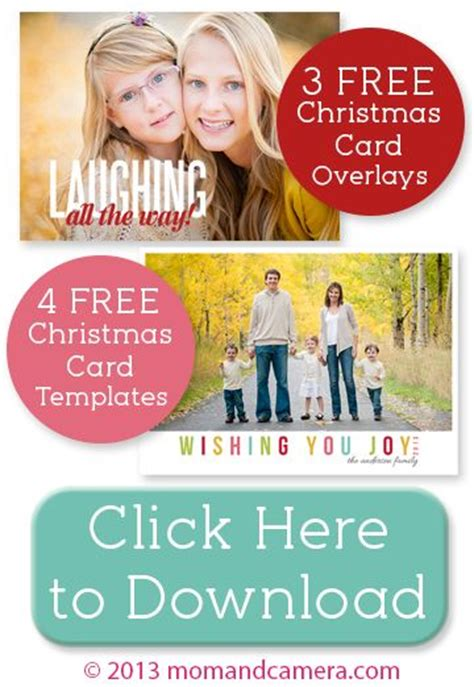 free card templates and overlays for photoshop