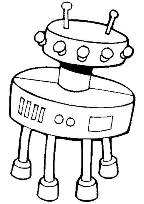 ausmalbilder kostenlos roboter  ausmalbilder kostenlos