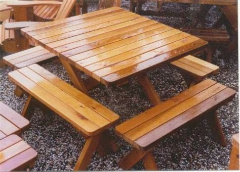 square picnic table plans best 25 picnic table plans ideas on outdoor