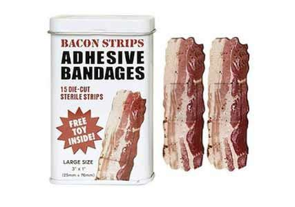 Eggs And Bacon Plasters by Cool Stuffcool Kaboodle
