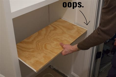 How To Build Drawer by How To Build Custom Closet Drawers