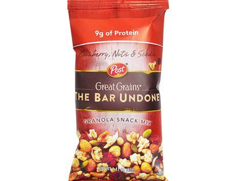 Mix 4 Grains 900 Gram 24 best 200 calorie prepackaged snacks cooking light