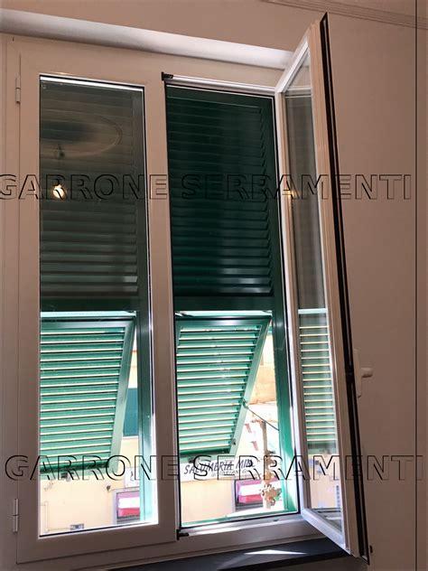 persiane genova finestre in alluminio infissi genova garrone serramenti