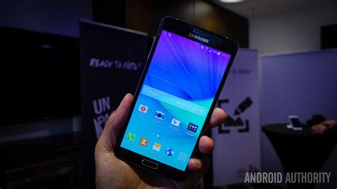 android note 4 marshmallow arrives on t mobile galaxy note 4 android authority