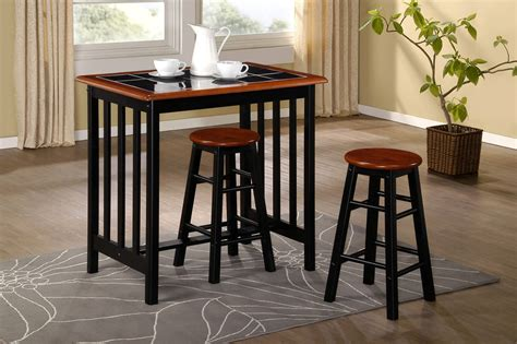 small table and chairs outdoor home styles marble bistro