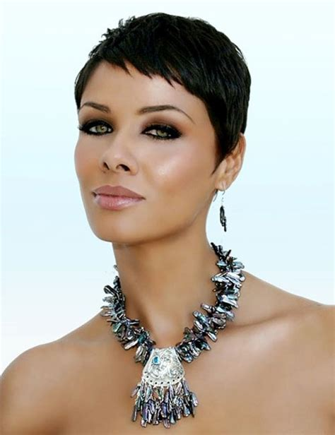 Pixie Cuts For Black Women | 25 pixie haircuts 2012 2013 short hairstyles 2017