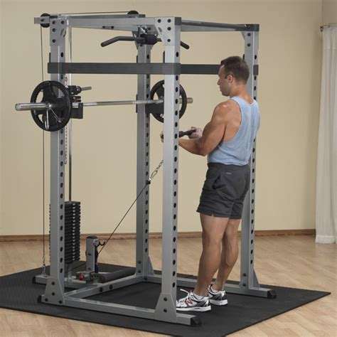 Solid Pro Power Rack by Gpr378 Solid Pro Power Rack Solid