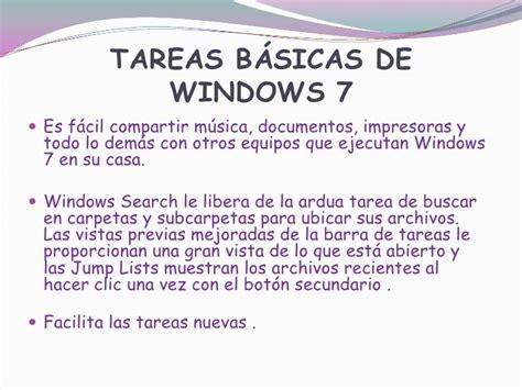 tareas basicas de publisher sistemas operativos