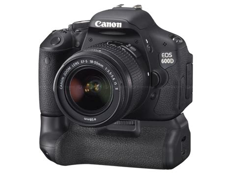 Baterai Grip Canon 600d canon rebel t3i eos 600d announced and previewed