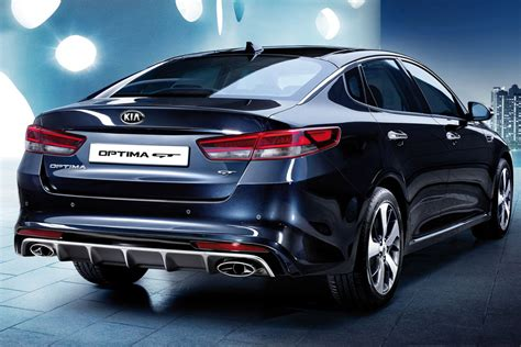 the new kia optima gt 2016 prices and equipment carsnb
