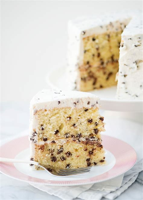 Chocolate Chips Sink To Bottom Of Cake by Chocolate Chip Layer Cake Baked