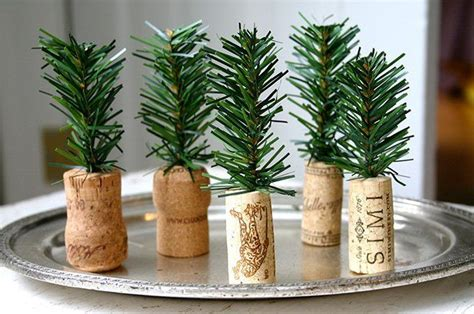 imagenes adorns navidad en miniatura 20 193 rboles de navidad originales y caseros trucos y astucias