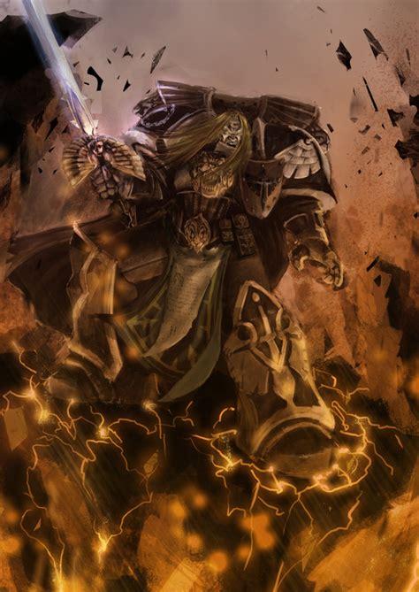 lion eljonson image warhammer  fan group mod db