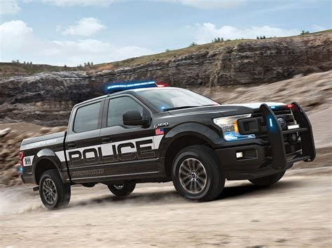 Ford F150 Ford F 150 Responder Is Pursuit Geeky Gadgets