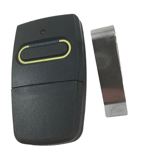 Keystone Overhead Door Keystone Heddolf O220 1k 360 Overhead Door 360mhz 9 Dip Switch Remote 0220