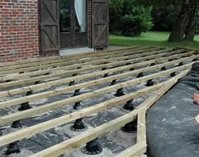 terrassen planen plan terrasse bois ma terrasse
