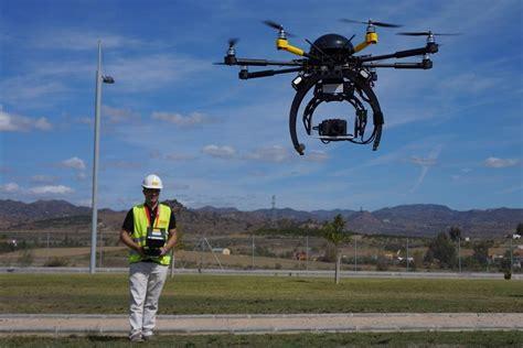 drones plantadores de arboles the use of drones in construction a different way of