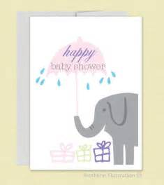 items similar to baby shower card happy baby shower greeting card and grey envelope on etsy