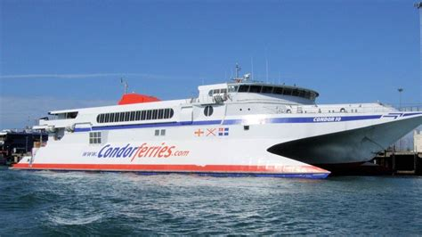 boat trip jersey to france condor ferries seeantibes