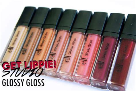 E L F Studio Glossy Gloss e l f studio glossy gloss makeup
