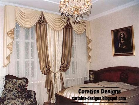 Luxury Curtains For Bedroom | luxury bedroom curtains and drapes designs ideas colors