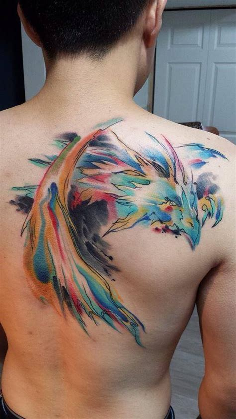 watercolor tattoos guys watercolor tattoos for ideas and inspiration for guys