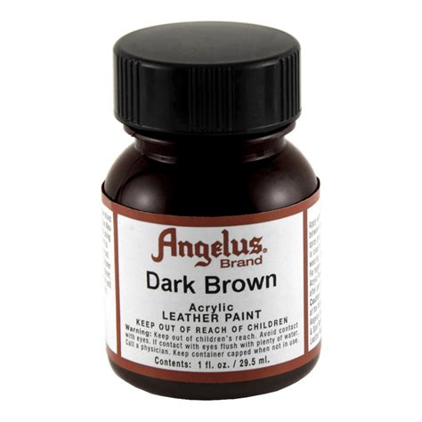 angelus paint in buy angelus leather paint 1 oz brown