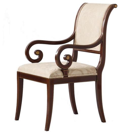 Sleigh Chair by Sleigh Back Chair 75 071 Armchair