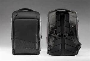 backpack storage solutions nomatic backpack and travel pack 187 gadget flow