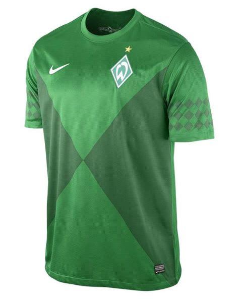 new werder bremen kit 12 13 nike sv werder home shirt