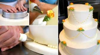 make your own wedding cake weddings epicurious com