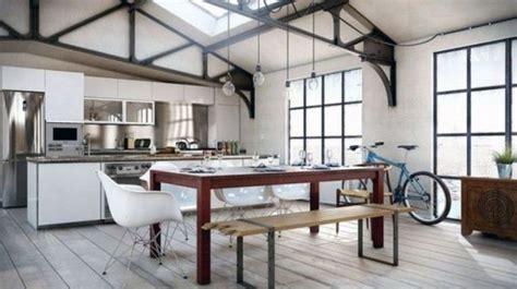 astonishing dining room interior design 35 ideas loftowa kuchnia przytulny industrial i minimalizm na