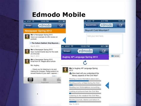 edmodo web mobile edmodo training