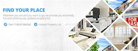 cover design real estate real estate facebook cover by zokamaric graphicriver