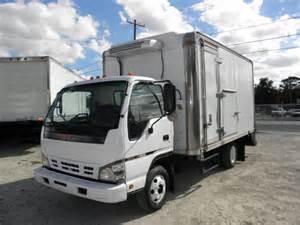 Isuzu Delivery Truck For Sale 2007 Gmc 4500 Isuzu Food Delivery Box Truck Florida