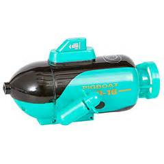 rc mini boat invento green toys submarine